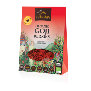 Super Foods Goji Berries
