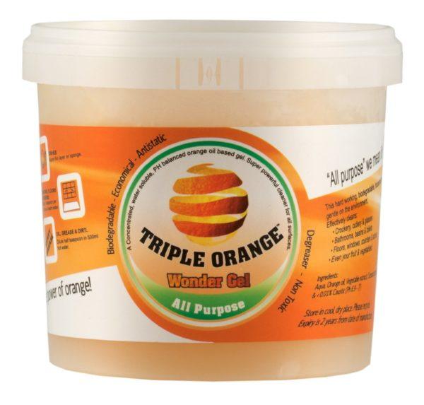 Triple orange WONDER_GEL