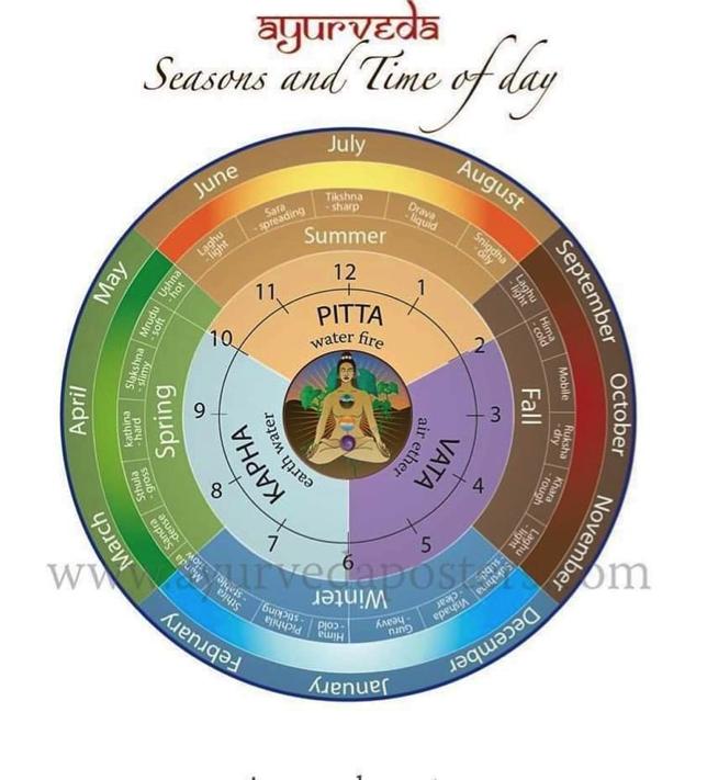 Description: C:\Users\Organic03\Desktop\Ayurveda Seasons and Time of Day #organicliving_cpt.jpg